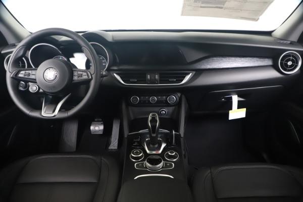 New 2020 Alfa Romeo Stelvio Q4 for sale $49,240 at Bugatti of Greenwich in Greenwich CT 06830 16
