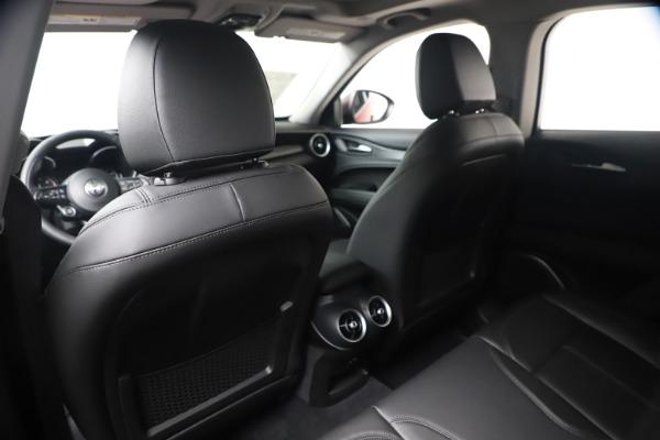 New 2020 Alfa Romeo Stelvio Q4 for sale $49,240 at Bugatti of Greenwich in Greenwich CT 06830 20