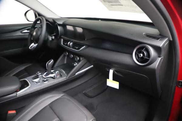 New 2020 Alfa Romeo Stelvio Q4 for sale $49,240 at Bugatti of Greenwich in Greenwich CT 06830 22