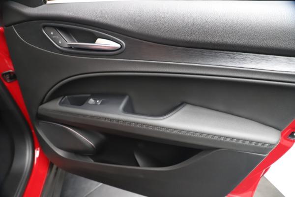 New 2020 Alfa Romeo Stelvio Q4 for sale $49,240 at Bugatti of Greenwich in Greenwich CT 06830 25