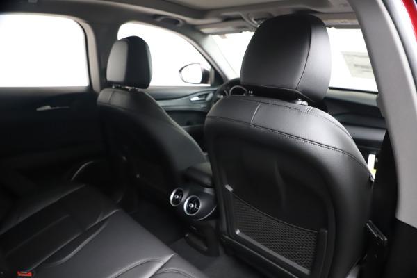 New 2020 Alfa Romeo Stelvio Q4 for sale $49,240 at Bugatti of Greenwich in Greenwich CT 06830 28