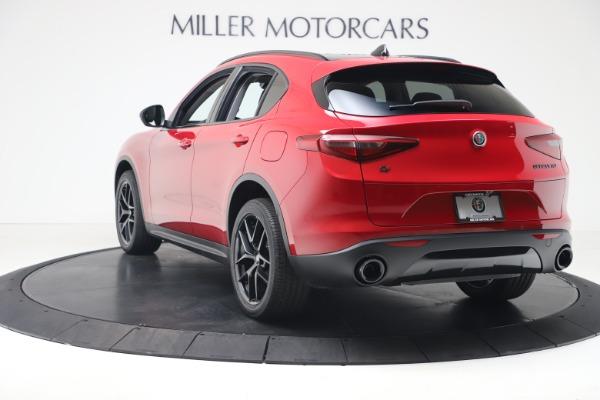 New 2020 Alfa Romeo Stelvio Q4 for sale $49,240 at Bugatti of Greenwich in Greenwich CT 06830 5