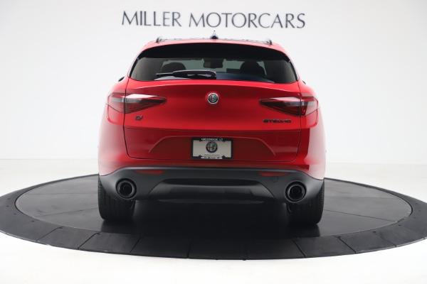 New 2020 Alfa Romeo Stelvio Q4 for sale $49,240 at Bugatti of Greenwich in Greenwich CT 06830 6