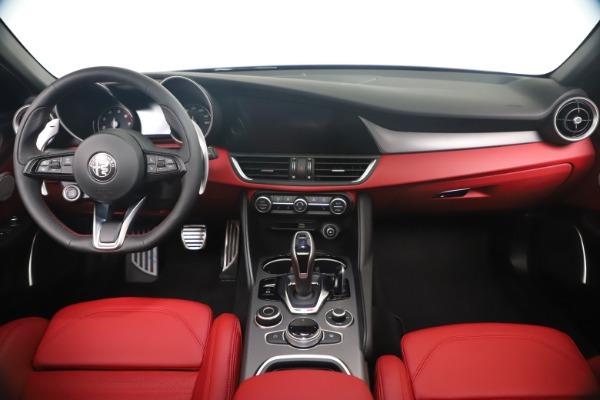 New 2020 Alfa Romeo Giulia Ti Sport Q4 for sale $56,440 at Bugatti of Greenwich in Greenwich CT 06830 16