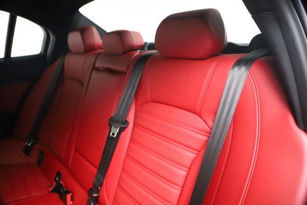 New 2020 Alfa Romeo Giulia Ti Sport Q4 for sale $56,440 at Bugatti of Greenwich in Greenwich CT 06830 18