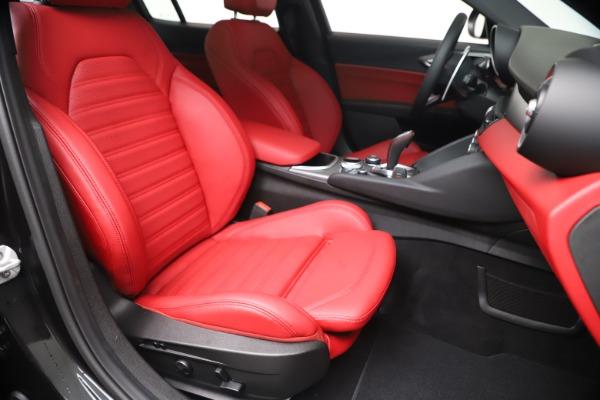 New 2020 Alfa Romeo Giulia Ti Sport Q4 for sale $56,440 at Bugatti of Greenwich in Greenwich CT 06830 24