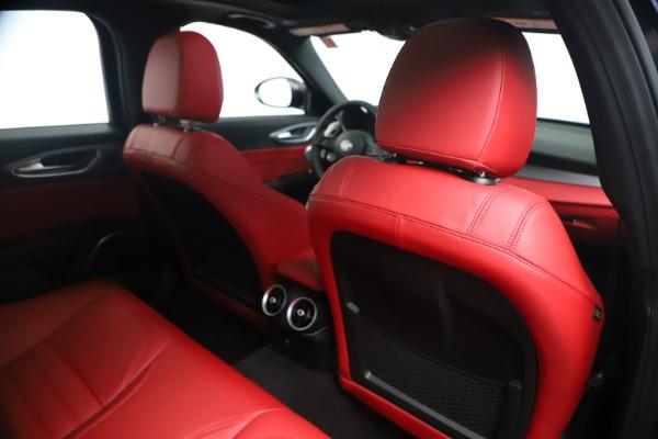 New 2020 Alfa Romeo Giulia Ti Sport Q4 for sale $56,440 at Bugatti of Greenwich in Greenwich CT 06830 28