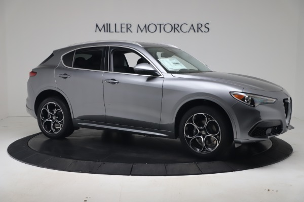 New 2020 Alfa Romeo Stelvio Ti Lusso Q4 for sale $55,790 at Bugatti of Greenwich in Greenwich CT 06830 10