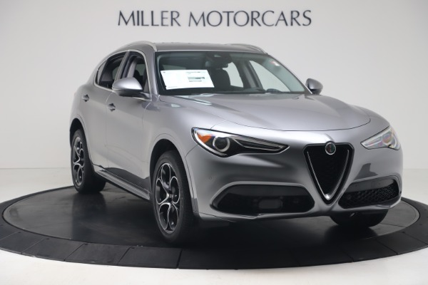 New 2020 Alfa Romeo Stelvio Ti Lusso Q4 for sale $55,790 at Bugatti of Greenwich in Greenwich CT 06830 11