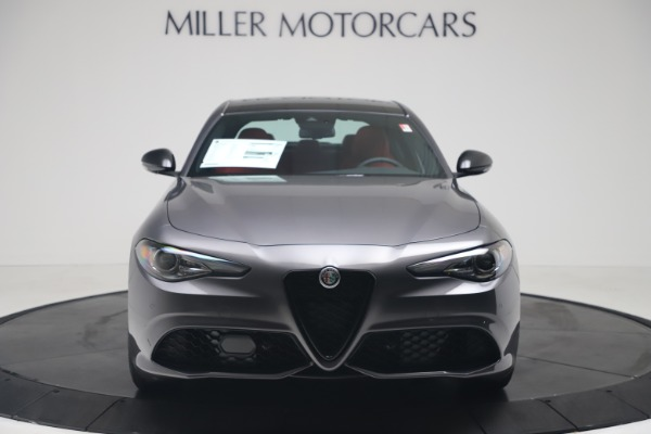 New 2020 Alfa Romeo Giulia Ti Sport Q4 for sale Sold at Bugatti of Greenwich in Greenwich CT 06830 12