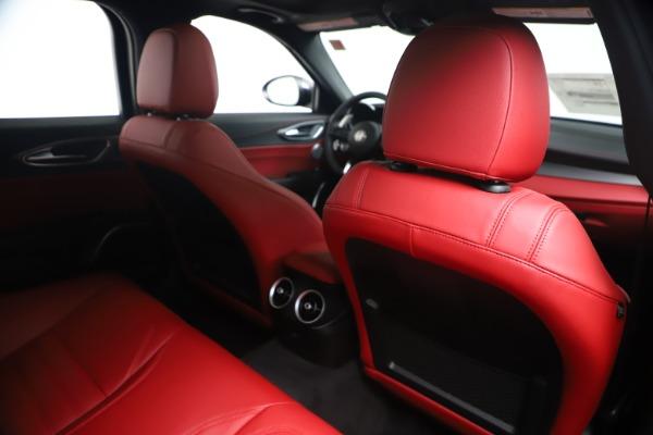 New 2020 Alfa Romeo Giulia Ti Sport Q4 for sale Sold at Bugatti of Greenwich in Greenwich CT 06830 28