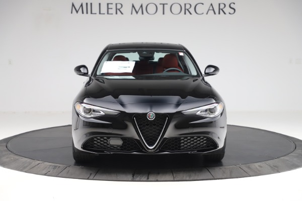 New 2020 Alfa Romeo Giulia Q4 for sale Sold at Bugatti of Greenwich in Greenwich CT 06830 12