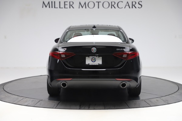 New 2020 Alfa Romeo Giulia Q4 for sale Sold at Bugatti of Greenwich in Greenwich CT 06830 6