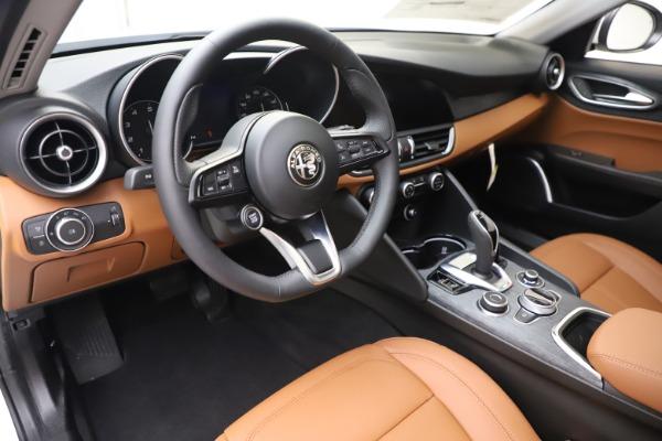 New 2020 Alfa Romeo Giulia Q4 for sale Sold at Bugatti of Greenwich in Greenwich CT 06830 14