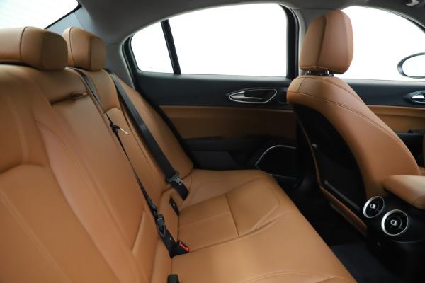 New 2020 Alfa Romeo Giulia Q4 for sale Sold at Bugatti of Greenwich in Greenwich CT 06830 28