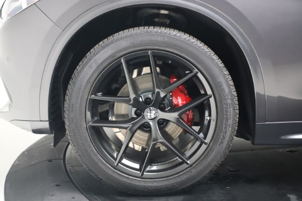 New 2020 Alfa Romeo Stelvio Ti Sport Q4 for sale Sold at Bugatti of Greenwich in Greenwich CT 06830 15