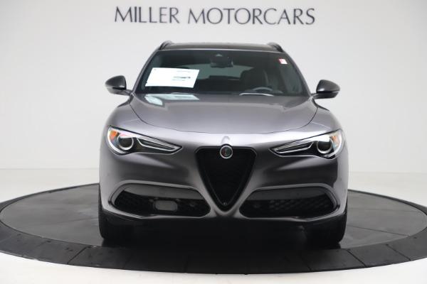 New 2020 Alfa Romeo Stelvio Ti Sport Q4 for sale Sold at Bugatti of Greenwich in Greenwich CT 06830 2