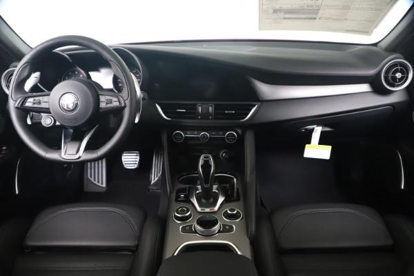 New 2020 Alfa Romeo Giulia Ti Sport Q4 for sale $56,690 at Bugatti of Greenwich in Greenwich CT 06830 16