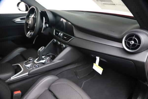 New 2020 Alfa Romeo Giulia Ti Sport Q4 for sale $56,690 at Bugatti of Greenwich in Greenwich CT 06830 22