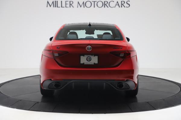 New 2020 Alfa Romeo Giulia Ti Sport Q4 for sale $56,690 at Bugatti of Greenwich in Greenwich CT 06830 6