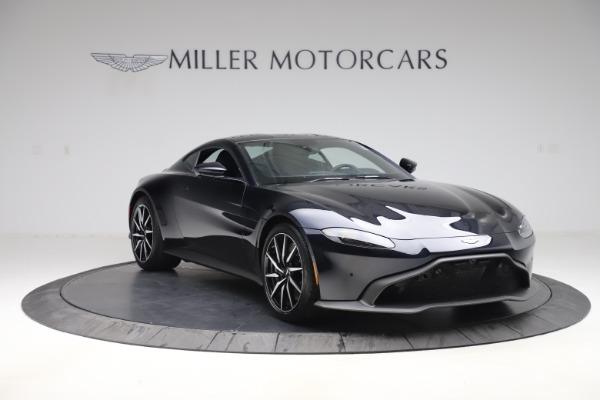 New 2020 Aston Martin Vantage Coupe for sale $177,609 at Bugatti of Greenwich in Greenwich CT 06830 10