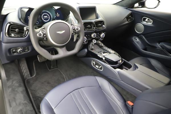New 2020 Aston Martin Vantage Coupe for sale $177,609 at Bugatti of Greenwich in Greenwich CT 06830 13