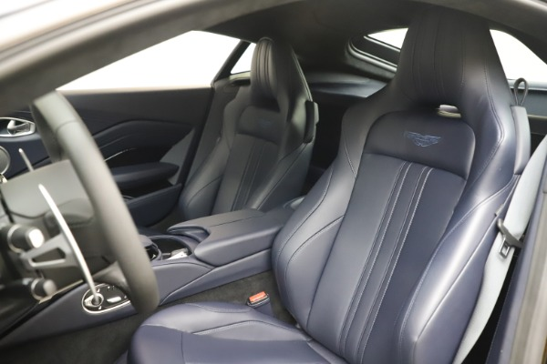 New 2020 Aston Martin Vantage Coupe for sale $177,609 at Bugatti of Greenwich in Greenwich CT 06830 14