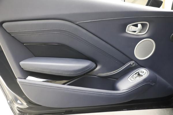 New 2020 Aston Martin Vantage Coupe for sale $177,609 at Bugatti of Greenwich in Greenwich CT 06830 15