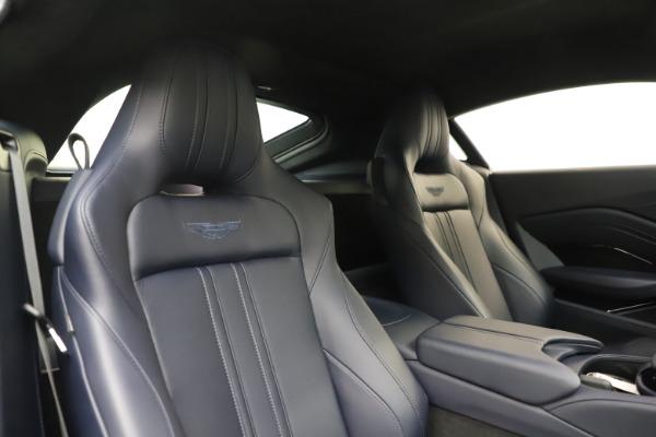 New 2020 Aston Martin Vantage Coupe for sale $177,609 at Bugatti of Greenwich in Greenwich CT 06830 17