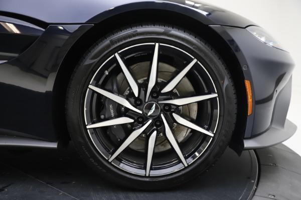 New 2020 Aston Martin Vantage Coupe for sale $177,609 at Bugatti of Greenwich in Greenwich CT 06830 18