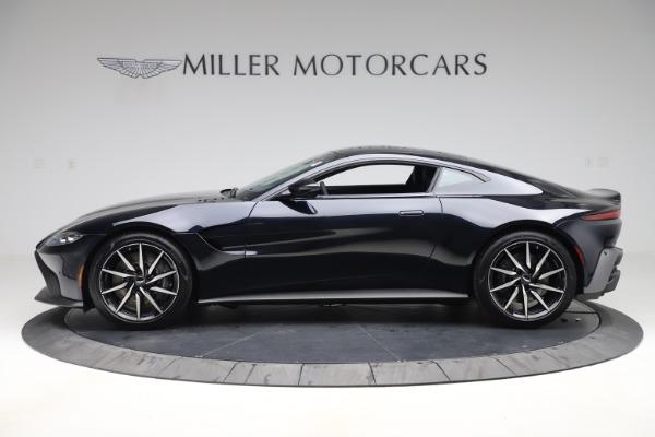 New 2020 Aston Martin Vantage Coupe for sale $177,609 at Bugatti of Greenwich in Greenwich CT 06830 2