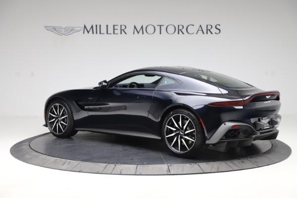 New 2020 Aston Martin Vantage Coupe for sale $177,609 at Bugatti of Greenwich in Greenwich CT 06830 3
