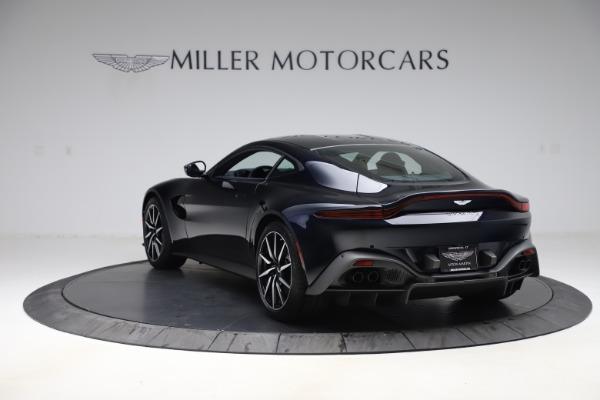 New 2020 Aston Martin Vantage Coupe for sale $177,609 at Bugatti of Greenwich in Greenwich CT 06830 4
