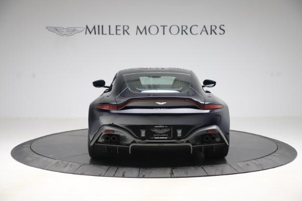 New 2020 Aston Martin Vantage Coupe for sale $177,609 at Bugatti of Greenwich in Greenwich CT 06830 5