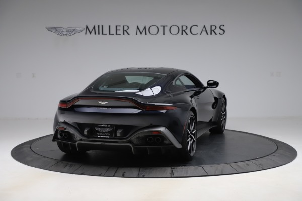 New 2020 Aston Martin Vantage Coupe for sale $177,609 at Bugatti of Greenwich in Greenwich CT 06830 6