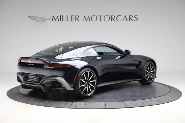 New 2020 Aston Martin Vantage Coupe for sale $177,609 at Bugatti of Greenwich in Greenwich CT 06830 7