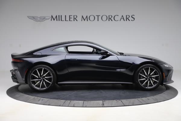 New 2020 Aston Martin Vantage Coupe for sale $177,609 at Bugatti of Greenwich in Greenwich CT 06830 8