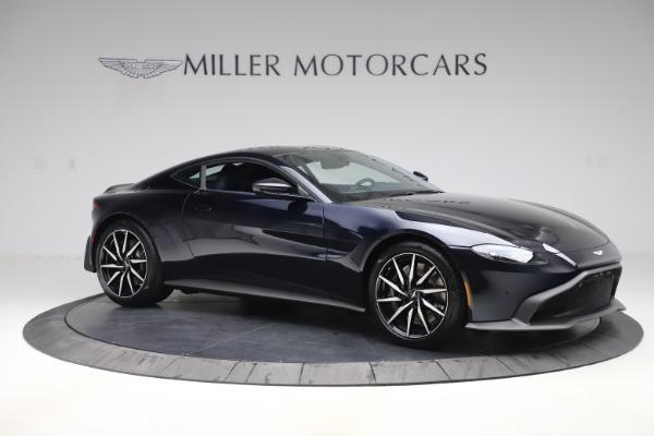 New 2020 Aston Martin Vantage Coupe for sale $177,609 at Bugatti of Greenwich in Greenwich CT 06830 9