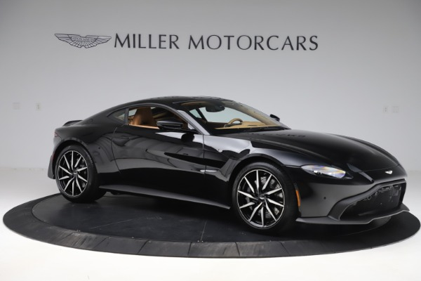 New 2020 Aston Martin Vantage Coupe for sale $183,954 at Bugatti of Greenwich in Greenwich CT 06830 10