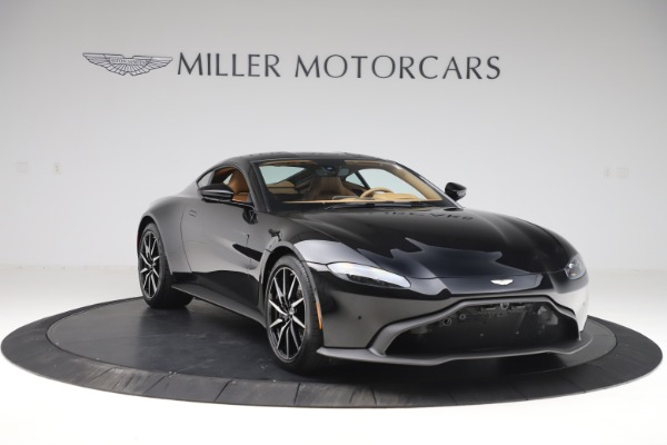 New 2020 Aston Martin Vantage Coupe for sale $183,954 at Bugatti of Greenwich in Greenwich CT 06830 11