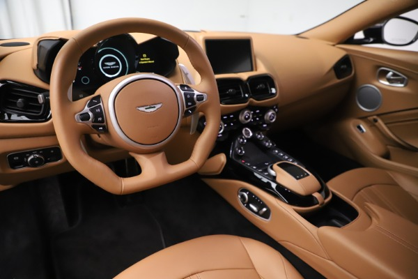 New 2020 Aston Martin Vantage Coupe for sale $183,954 at Bugatti of Greenwich in Greenwich CT 06830 13