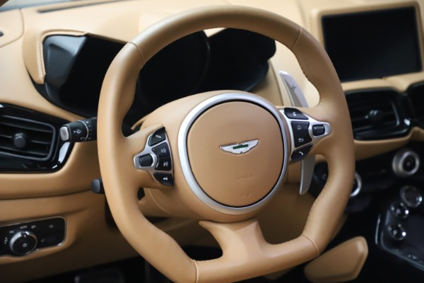 New 2020 Aston Martin Vantage Coupe for sale $183,954 at Bugatti of Greenwich in Greenwich CT 06830 16
