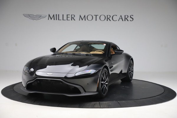 New 2020 Aston Martin Vantage Coupe for sale $183,954 at Bugatti of Greenwich in Greenwich CT 06830 2