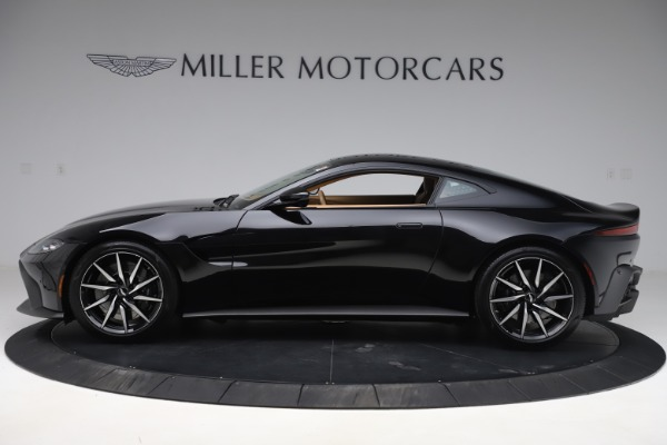 New 2020 Aston Martin Vantage Coupe for sale $183,954 at Bugatti of Greenwich in Greenwich CT 06830 3