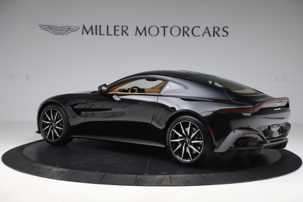 New 2020 Aston Martin Vantage Coupe for sale $183,954 at Bugatti of Greenwich in Greenwich CT 06830 4