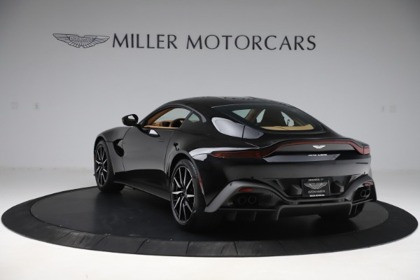New 2020 Aston Martin Vantage Coupe for sale $183,954 at Bugatti of Greenwich in Greenwich CT 06830 5