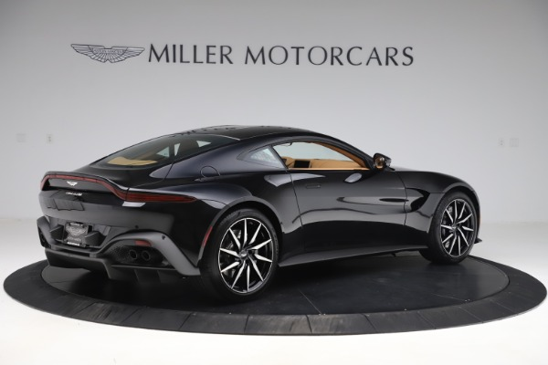 New 2020 Aston Martin Vantage Coupe for sale $183,954 at Bugatti of Greenwich in Greenwich CT 06830 8