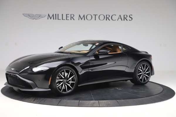 New 2020 Aston Martin Vantage Coupe for sale $183,954 at Bugatti of Greenwich in Greenwich CT 06830 1