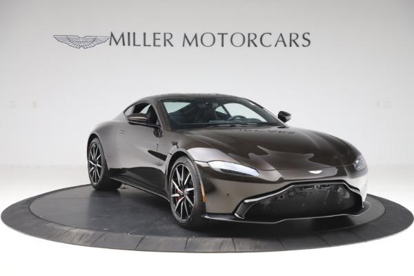 New 2020 Aston Martin Vantage Coupe for sale $184,787 at Bugatti of Greenwich in Greenwich CT 06830 11