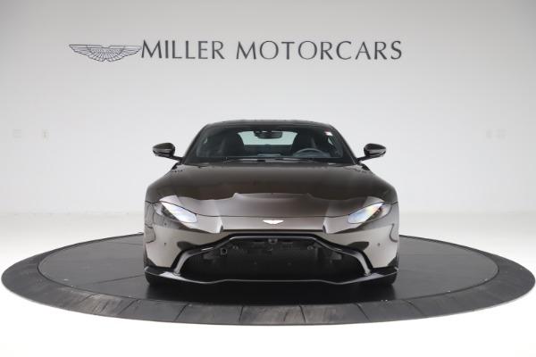 New 2020 Aston Martin Vantage Coupe for sale $184,787 at Bugatti of Greenwich in Greenwich CT 06830 12